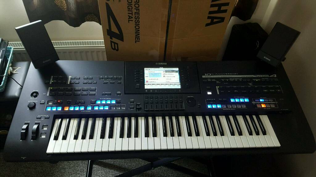 yamaha tyros 4 limited edition | in armley, west yorkshire | gumtree