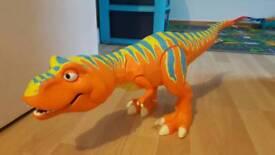The dinosaur train