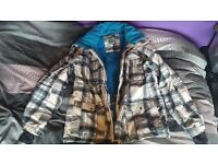 Quicksilver Snowboarding Jacket - Size Large