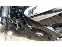 Honda CBR 125rw9 ****BREAKING FOR PARTS****