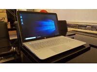 HP Envy 15-ah100na / AMD A10 Quad-Core with Radeon R6 graphics / 8gb RAM / 1TB HDD