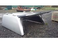 nissan navara pick up canopy