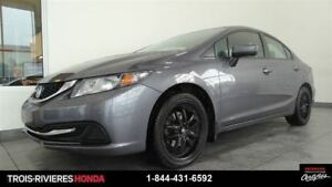 2015 Honda Civic LX mags bluetooth