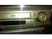 JVC SUPER VHS HR-S6700 DECK