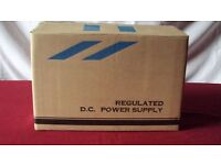 SKYTRONIC - regulated D.C. power supply (NEW). Buyer collects only.