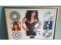 Limited edition cher picture