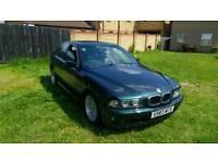 BMW e39 530 530d NEW MOT