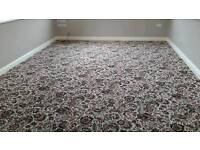 Hessian wool carpet for sale