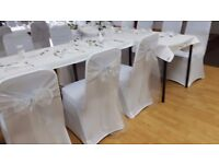 Spandex Chair Covers & Sashes