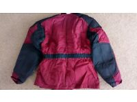 Weise motorcycle or moped jacket for sale