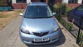 Mazda 2 Capella 1.4 2005, 113k Mileage, just passed MOT & done service. Great, cheap to run daily.