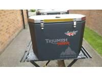 Triumph tiger 800 xcx panniers keyed alike