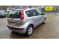 Nissan note 2006 model 1.4 lit new Mot till feb 2018 in perfect condition