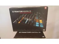 Traktor S5 Native Instruments 4 channel controller / ABSOLUTELY PRISTINE ready for STEMS