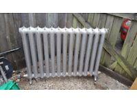 Old duchess cast iron radiator