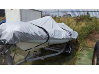 Valiant 450 RIB for sale