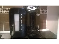 Black Tommee Tippee Bottle Prep Machine