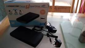 Freecom Classic SL Desktop 250gb Hard Drive
