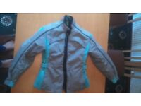 Womens frank thomas motorbike jacket worn once