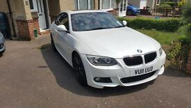 BMW 325d MSport - HUGE SPECIFICATION and very clean
