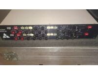 Trident 80b series eq and pre amp (stereo). Api, neve, ssl