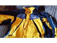 Mens large size North Face jacket