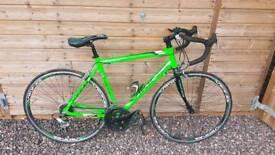 "Viking racing bike 26"" wheel 21"" frame"