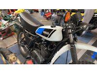 Yamaha, DT 250MX, 1979, 250 (cc)