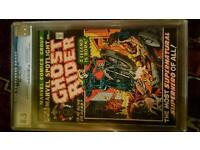 Marvel Spotlight #5 8.5 CGC 1st Ghost Rider