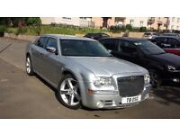 Chrysler c300crd auto diesel 07 with private plate px/swap