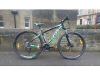 Scott Aspect Size M: Hardtail Mountain Bike