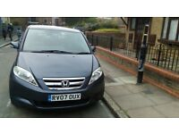 Honda FR-V! Great condition, Long-Term Previous Lady Owner