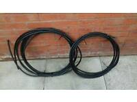 Armoured cable 2 reels 2.5mm and 1.5mm