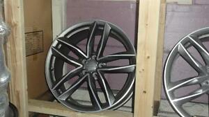 "4 MAGS AUDI 20"" 5-112"