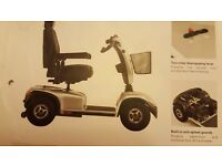 Invacare Comet Mobility Scooter (Red)