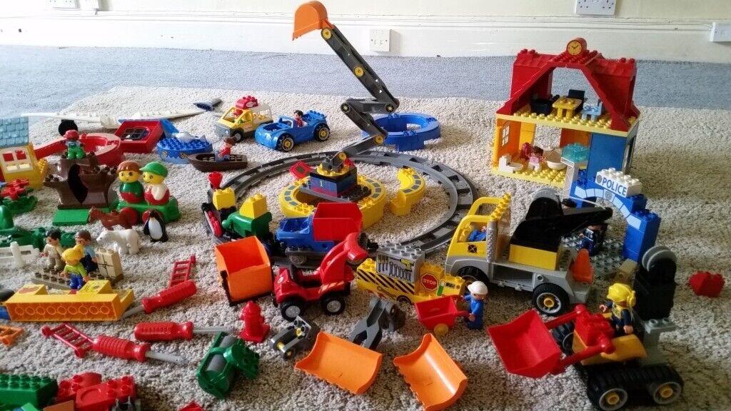 Lego Duplo Huge Lot In Reading Berkshire Gumtree