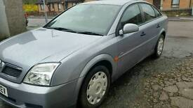 VUAXHALL VECTRA 2005 1.8 LIFE 1 YEARS MOT