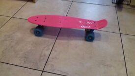 Pink Penny board
