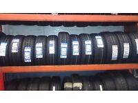 """PART WORN COMMERCIAL TYRES 14"""" 15"""" 16"""" - FITTED FROM £25"""