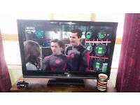 42inch Sony TV, great condition!! Original remote