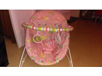 Bright stars baby chair