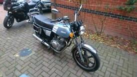 Yamaha XS 250 1977- import