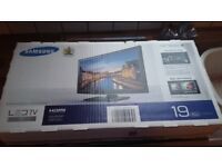 Samsung 19inch LED TV BRAND NEW IN BOX