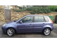 Cheap small petrol ford ghia fiesta 5 door