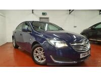 2014 Vauxhall Insignia 2.0 CDTi ecoFLEX Design, FDSH, SAT NAV, CAMBELT DONE.
