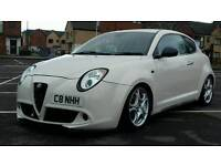 For sale alfa romeo mito 60 PLATE low mileage 1.4 6 speed MUST SEE CHEAP INSURANCE PX WELCOME