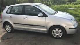 Volkswagen Polo 1.4 SE 5dr 2003 AUTOMATIC **27k with history** 12 months MOT**