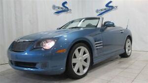2007 Chrysler CROSSFIRE LTD Limited
