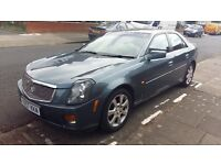 Cadillac CTS 3.6 4door saloon Automatic 2007 32000 miles Only