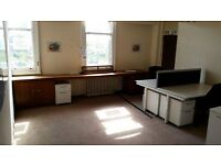 Office to rent Hanley City Centre from £130 Per Month - Cheaper than storage space - Garage Workshop